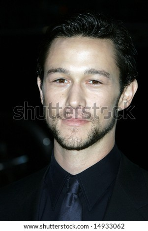 HOLLYWOOD - 17 MARCH: Joseph Gordon-Levitt at The premiere of 'Stop Loss' held at the Directors Guild in Hollywood - 17 March 2008