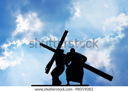 Holy Week - stock photo