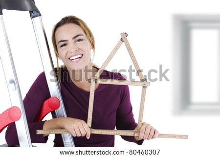 home - stock photo