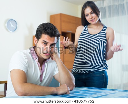 conflict between husband and wife Husbands' and wives' conflict resolution styles this study examined the link  between husbands' and wives'  conflict than wives' marital satisfaction was af.