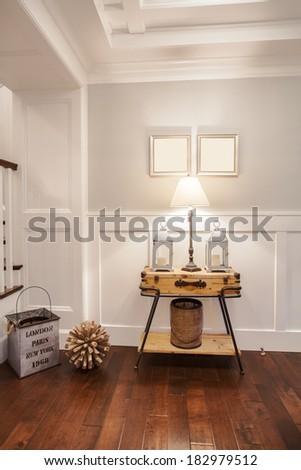 Home Decor Detail - stock photo