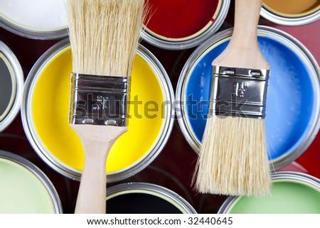 Home decoration - stock photo