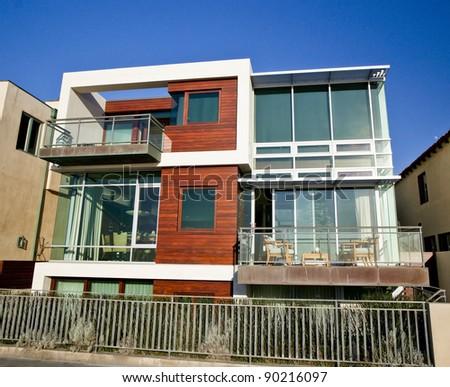 Home Exterior - stock photo