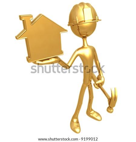 Home Repairs - stock photo
