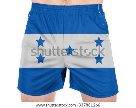 Honduras. Honduran flag - stock photo