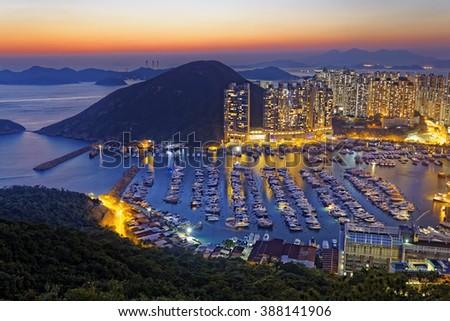 Typhoon Shelters Hong Kong Aberdeen Stock Photo 245639659 Shutterstock