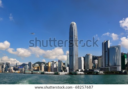 HongKong - stock photo