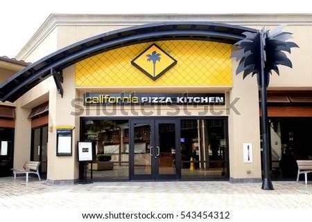 Honolulu Airport California Pizza Kitchen