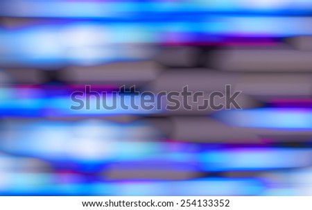 Horizontal vivid blue pink digital 3d business futuristic abstraction background backdrop - stock photo