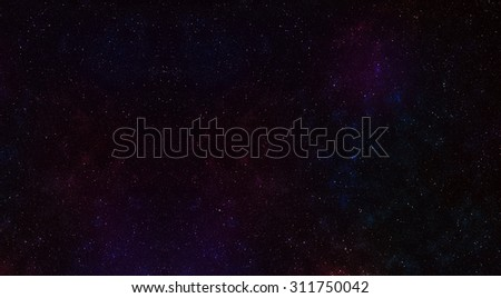 Horizontal vivid red space texture digital background