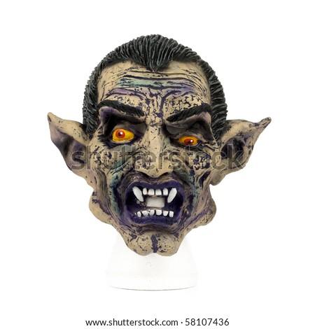 Horror mask - stock photo