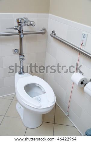 hospital bathroom. Hospital Helipad Room Bathroom Stock Photo 27586216  Shutterstock