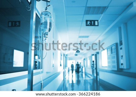 Hospital through the eyes of a patient