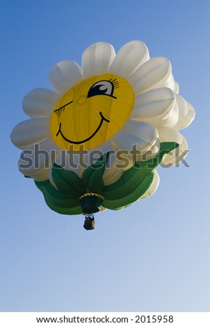 Hot air balloon festival 35. See more in my portfolio - stock photo