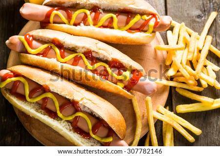 Site de nourriture américaine