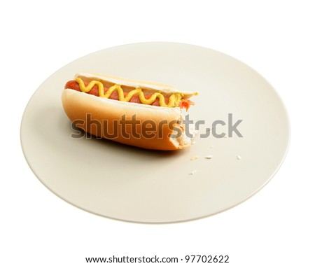 Hot Dog Bite