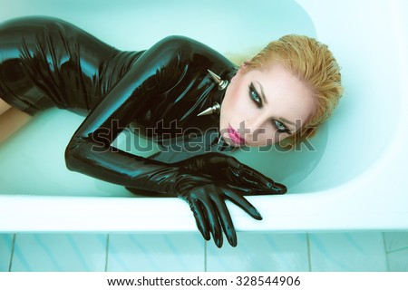 Have hit latex fetish gloves free 943 shall