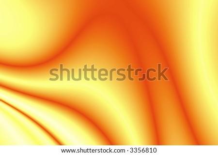 Hot fantasy background - stock photo