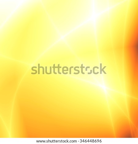 Hot sunny abstract energy modern template design - stock photo