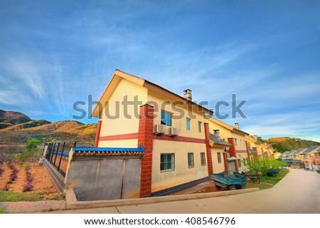 House, - stock photo