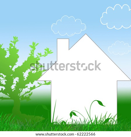 House - stock photo