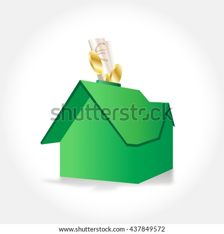 house as cashbox