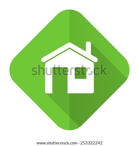 house flat icon home sign