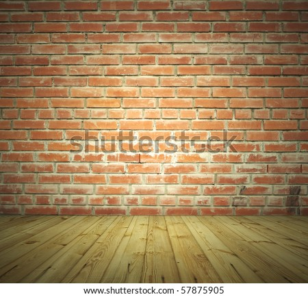 house interior - stock photo