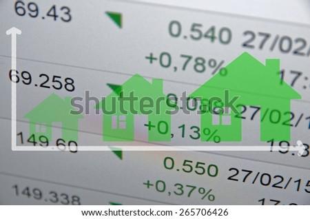 House market concept. - stock photo