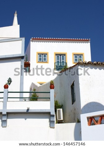 House of Mertola village, Portugal