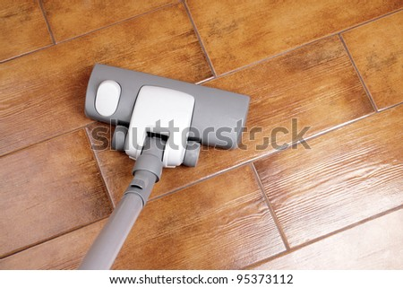 household cleaning - stock photo