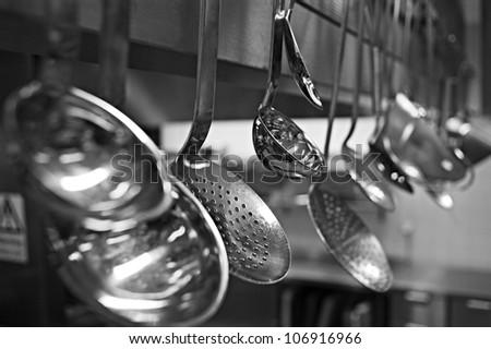 Households utensils, Sweden. - stock photo