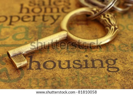 HOusing concept - stock photo