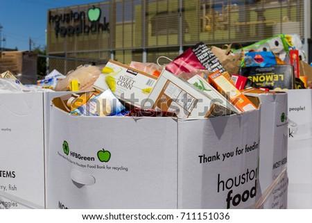 Text Donations Houston Food Bank