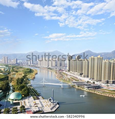 Huangyan City