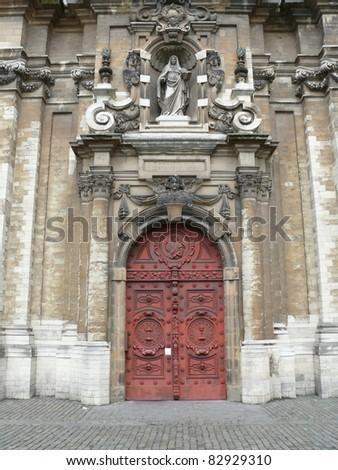 Bronze Doors Stock Photos Images Amp Pictures Shutterstock
