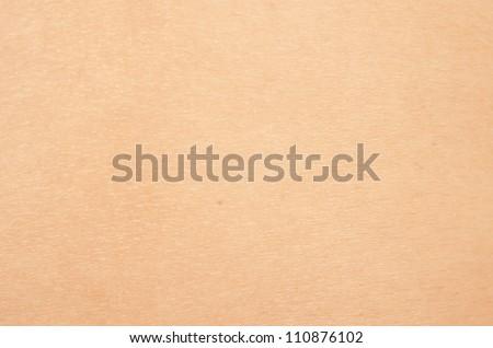 human skin (series) - stock photo