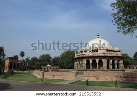 Humayun Grave in New Delhi India