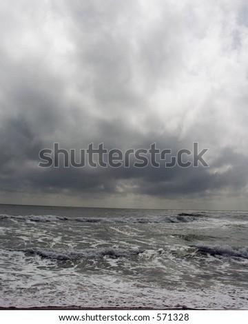 Hurricane - stock photo