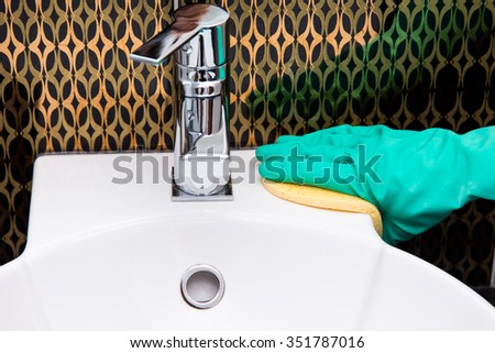 Hygiene and cleanliness - stock photo