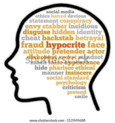 Hypocritical Clipart
