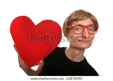 I love you, similar available in my portfolio - stock photo