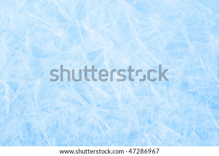Ice background tint blue. You can find the original photo in my portfolio. - stock photo