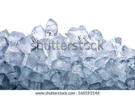 Ice Cube - stock photo