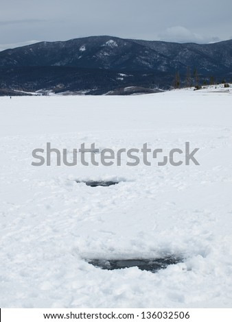 Lake granby stock photos images pictures shutterstock for Lake granby fishing report