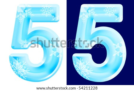 ICE NUMBER - 5