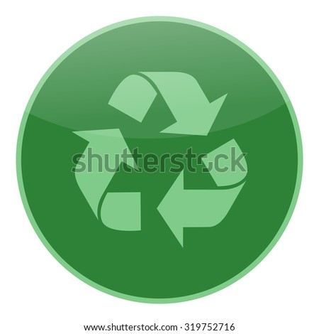 icon  Recycle Sign