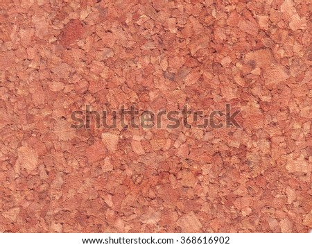 Ideal for use as a cork noticeboard texture, as a web background, or similar. - stock photo