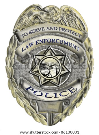 law enforcement symbols - photo #17