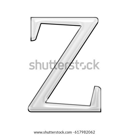 Illustration shiny plastic letter z glossy stock illustration illustration of a shiny plastic letter z with a glossy smooth effect and black outline from spiritdancerdesigns Image collections